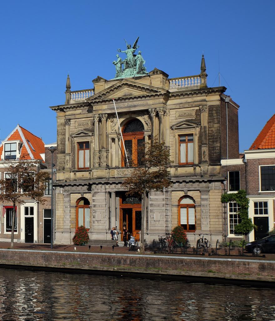 Foto Teylers Museum in Haarlem, Zien, Musea & galleries - #1