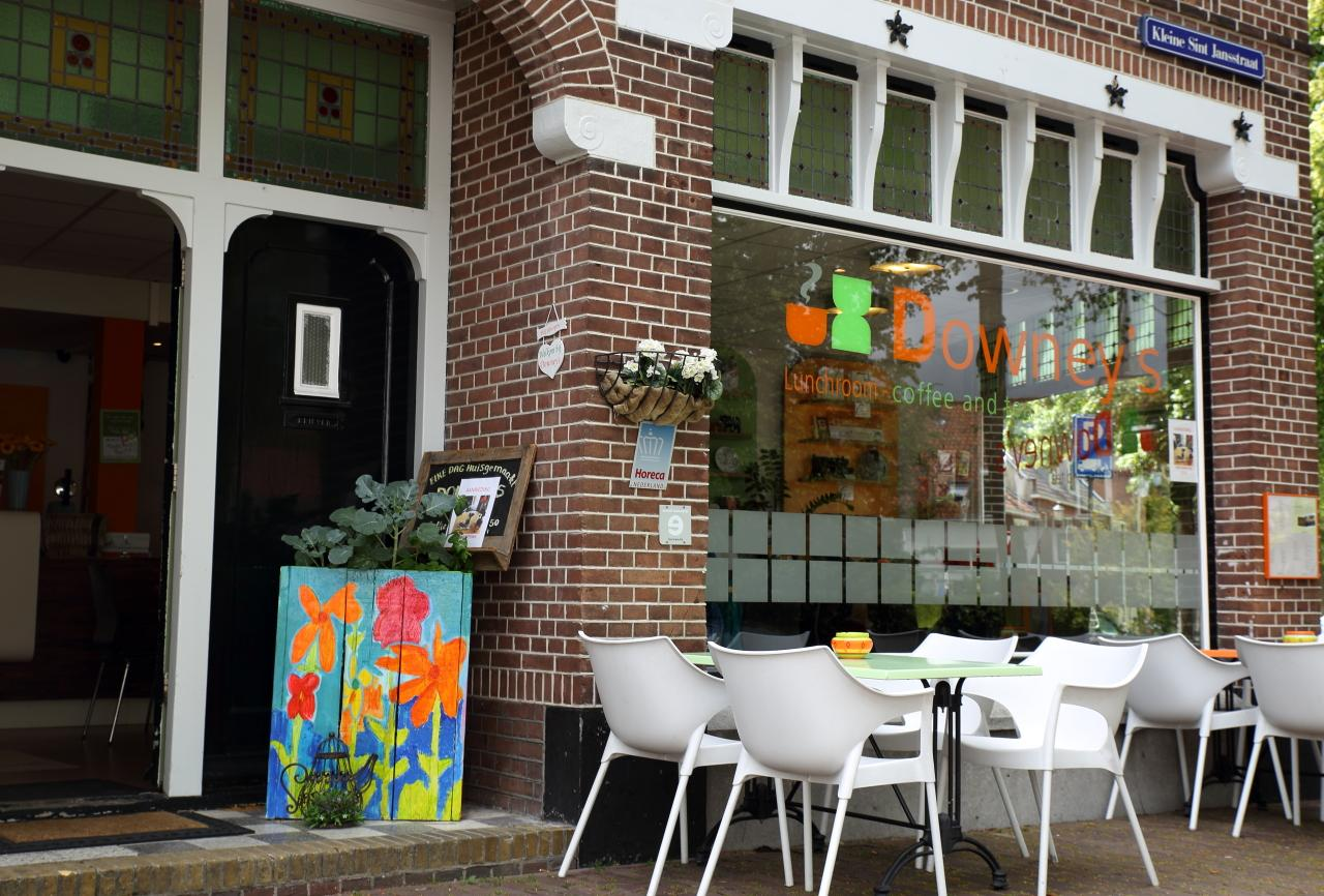 Foto Downey's Coffee and Tea in Amersfoort, Eten & drinken, Koffie, thee & gebak, Lunchen - #1