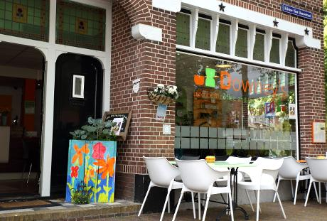 Foto Downey's Coffee and Tea in Amersfoort, Eten & drinken, Koffie, thee & gebak, Lunchen