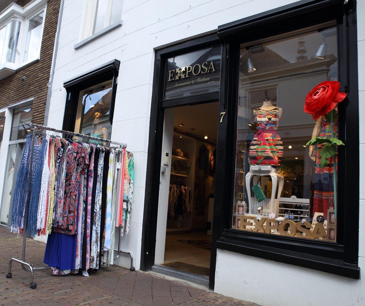 25c7369d62c Exposa in Amersfoort Winkelen Gezellig shoppen modezaak kleding tassen  sieraden - foto 1