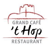 logo van Horecagelegenheid Grand Café Restaurant 't Hop in Hoorn