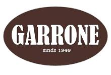 logo horecagelegenheid IJssalon Garrone in Haarlem
