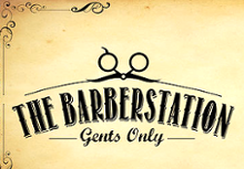 logo activiteit The Barberstation in Arnhem