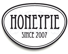 logo horecagelegenheid HoneyPie in Middelburg