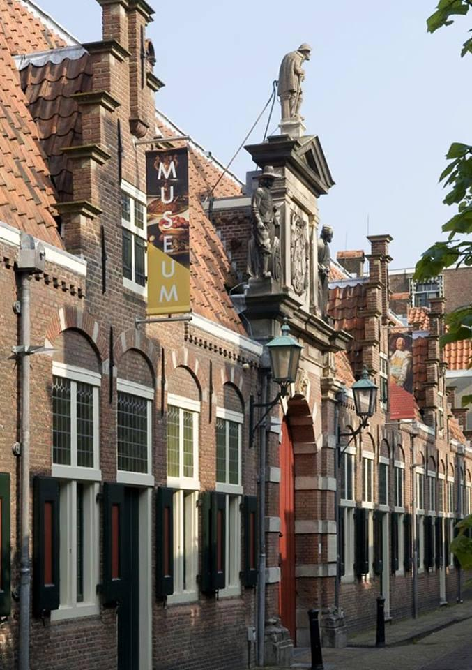 Foto Frans Hals Museum in Haarlem, Zien, Musea & galleries - #1