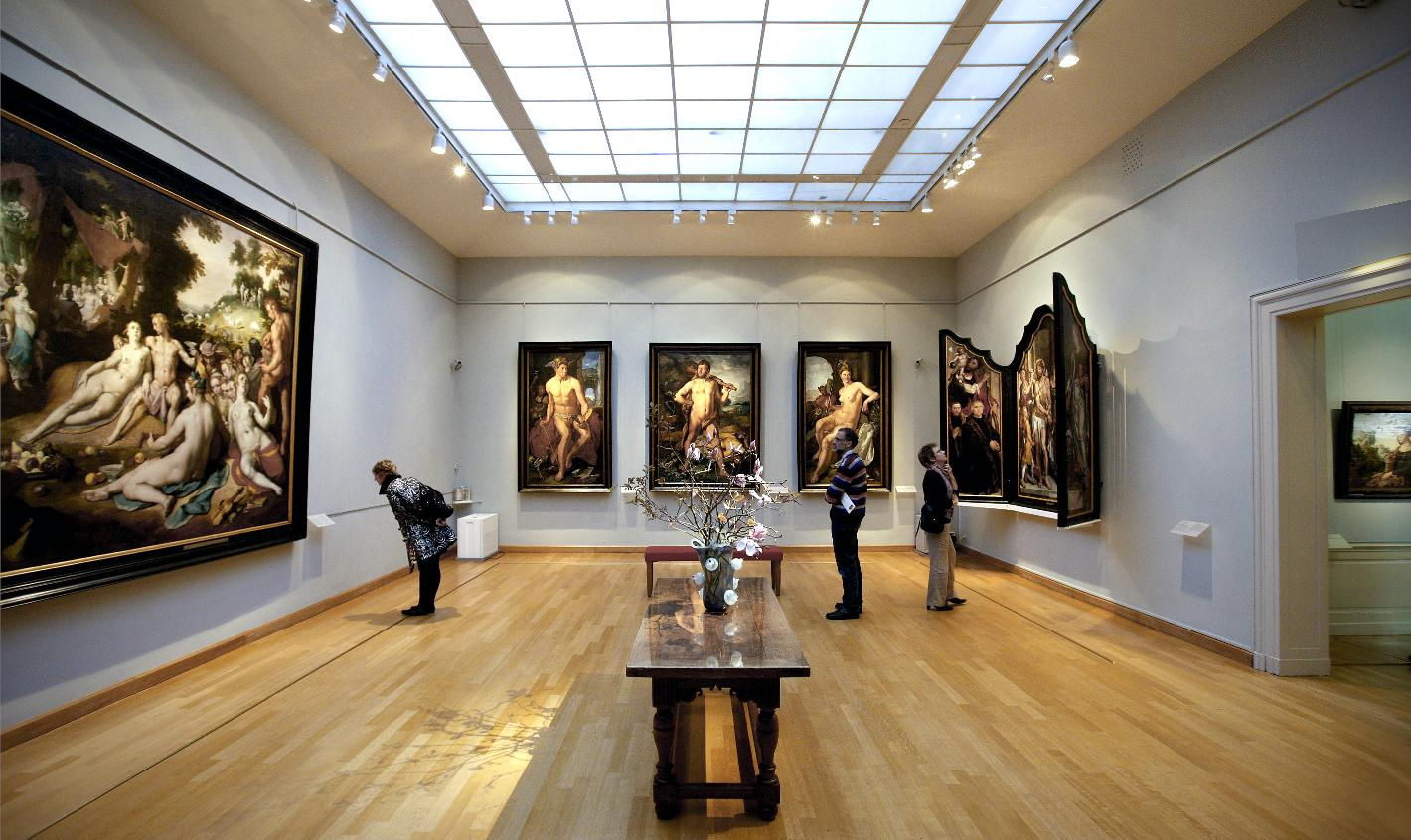 Foto Frans Hals Museum in Haarlem, Zien, Musea & galleries - #2