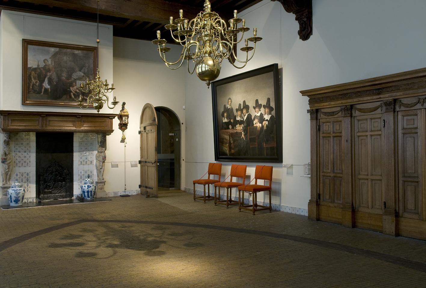 Foto Frans Hals Museum in Haarlem, Zien, Musea & galleries - #4