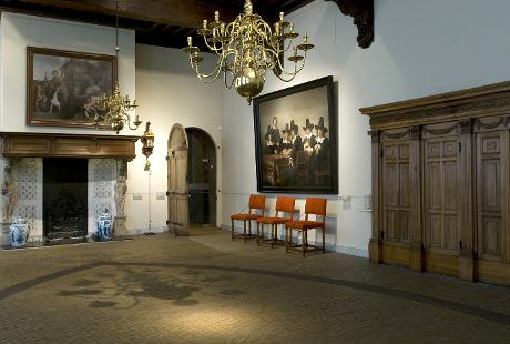 Foto Frans Hals Museum in Haarlem, Zien, Musea & galleries