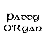 logo horecagelegenheid Paddy O'Ryan in Leeuwarden