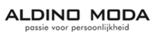 logo winkel Aldino Moda in Deventer