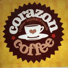 logo horecagelegenheid Coffee Corazon in Amersfoort