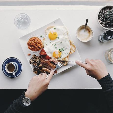 foto The Breakfast Club in Amsterdam Eten & drinken Genieten van lunch