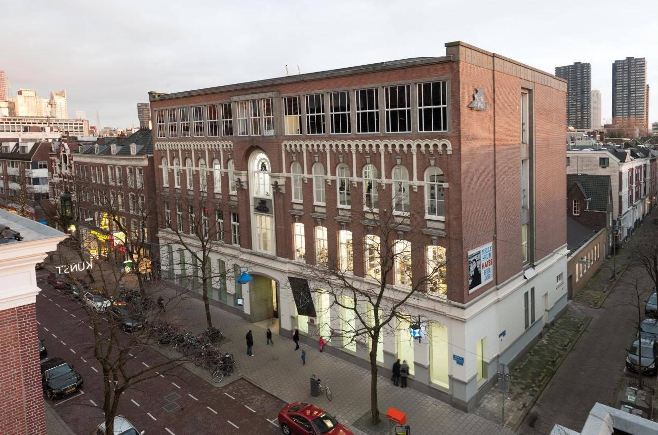 Foto Witte de With Center for Contemporary Art in Rotterdam, Zien, Musea & galleries - #3