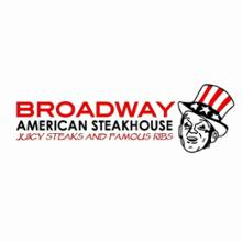 logo van Horecagelegenheid American Steakhouse Broadway in Utrecht