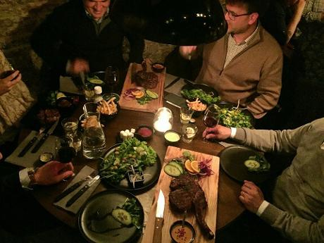 American Steakhouse Broadway in Utrecht Eten & drinken Dineren