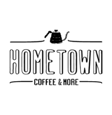 logo van Horecagelegenheid Hometown Coffee & More in Den Haag