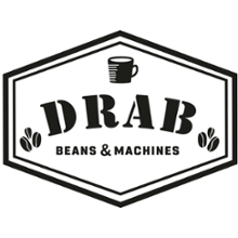 logo horecagelegenheid Drab Beans & Machines in Den Bosch
