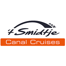 logo activiteit 't Smidtje Canal Cruises in Haarlem