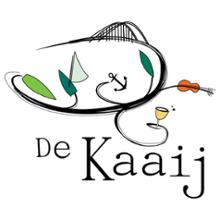 logo horecagelegenheid De Kaaij in Nijmegen