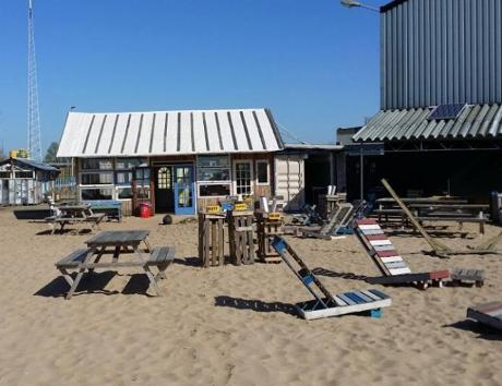 Belcrum Beach in Breda Eten & drinken Borrelen