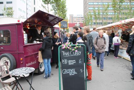 Foto FeelGood Market in Eindhoven, Zien, Delicatesse, Borrel, Evenement