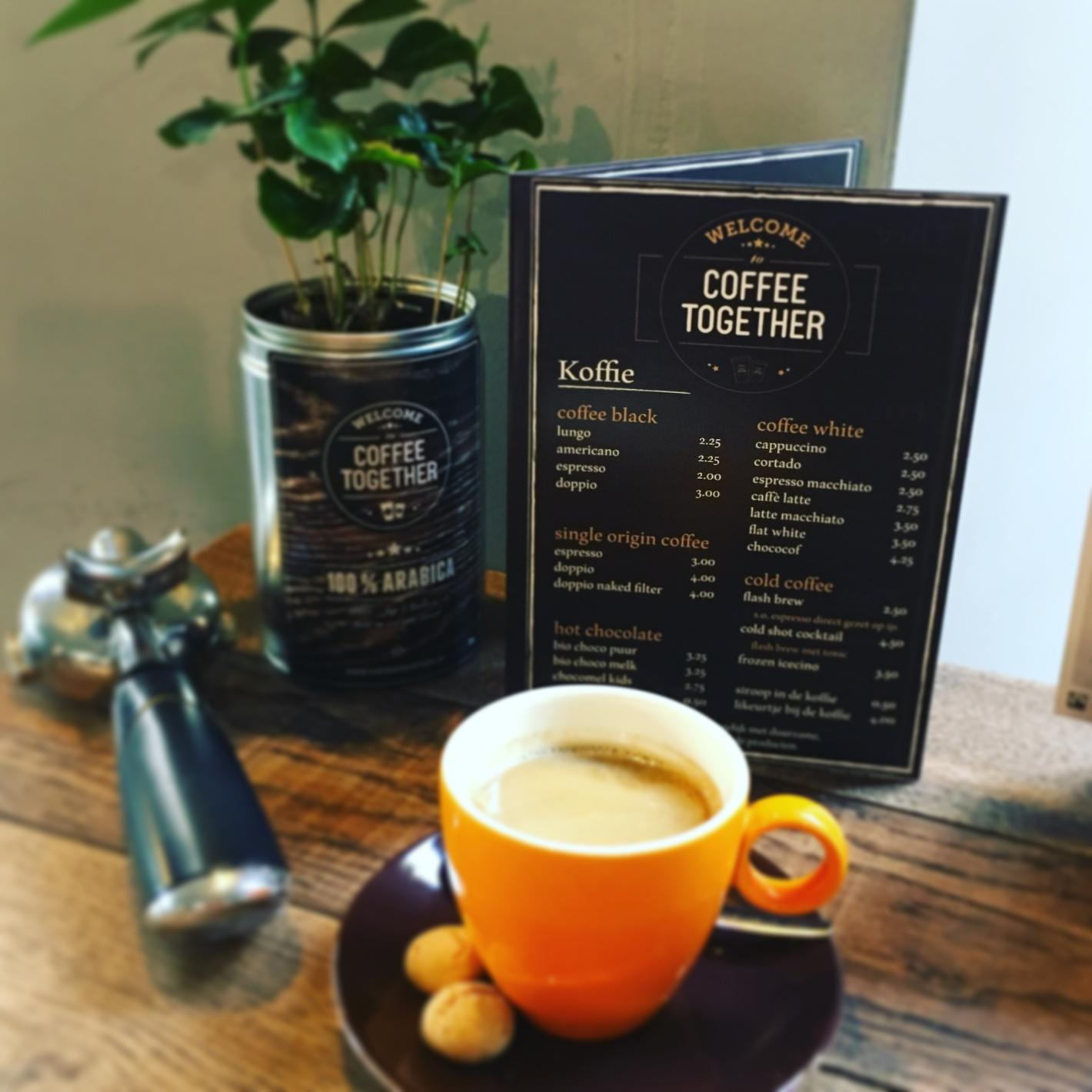 Foto Coffee Together in Deventer, Eten & drinken, Koffie, thee & gebak, Lunchen - #6