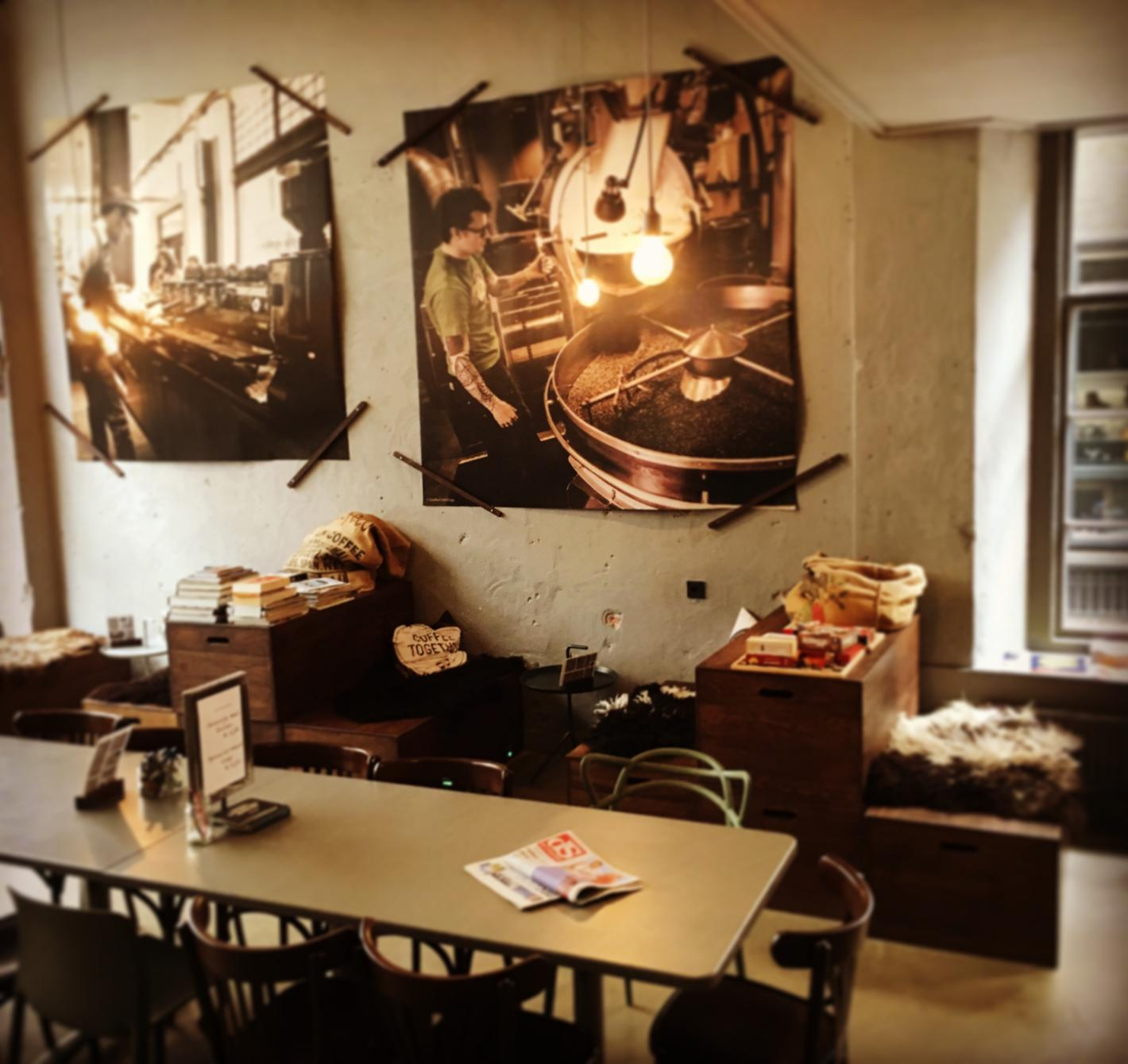 Foto Coffee Together in Deventer, Eten & drinken, Koffie, thee & gebak, Lunchen - #7