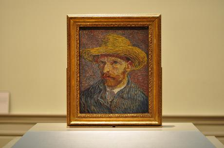 Foto Van Gogh Museum in Amsterdam, Zien, Musea & galleries