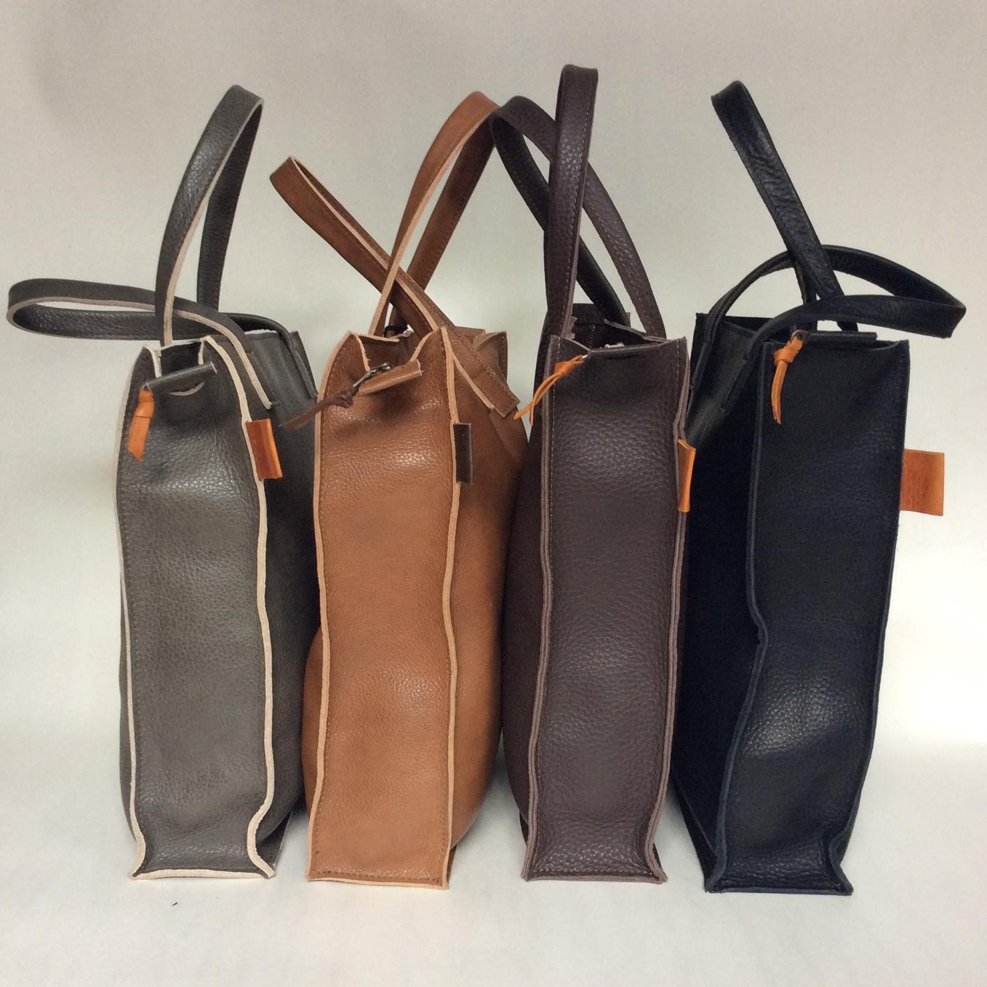 Bekend Mode Middelburg JA tassen winkel handgemaakt stoer OJ22