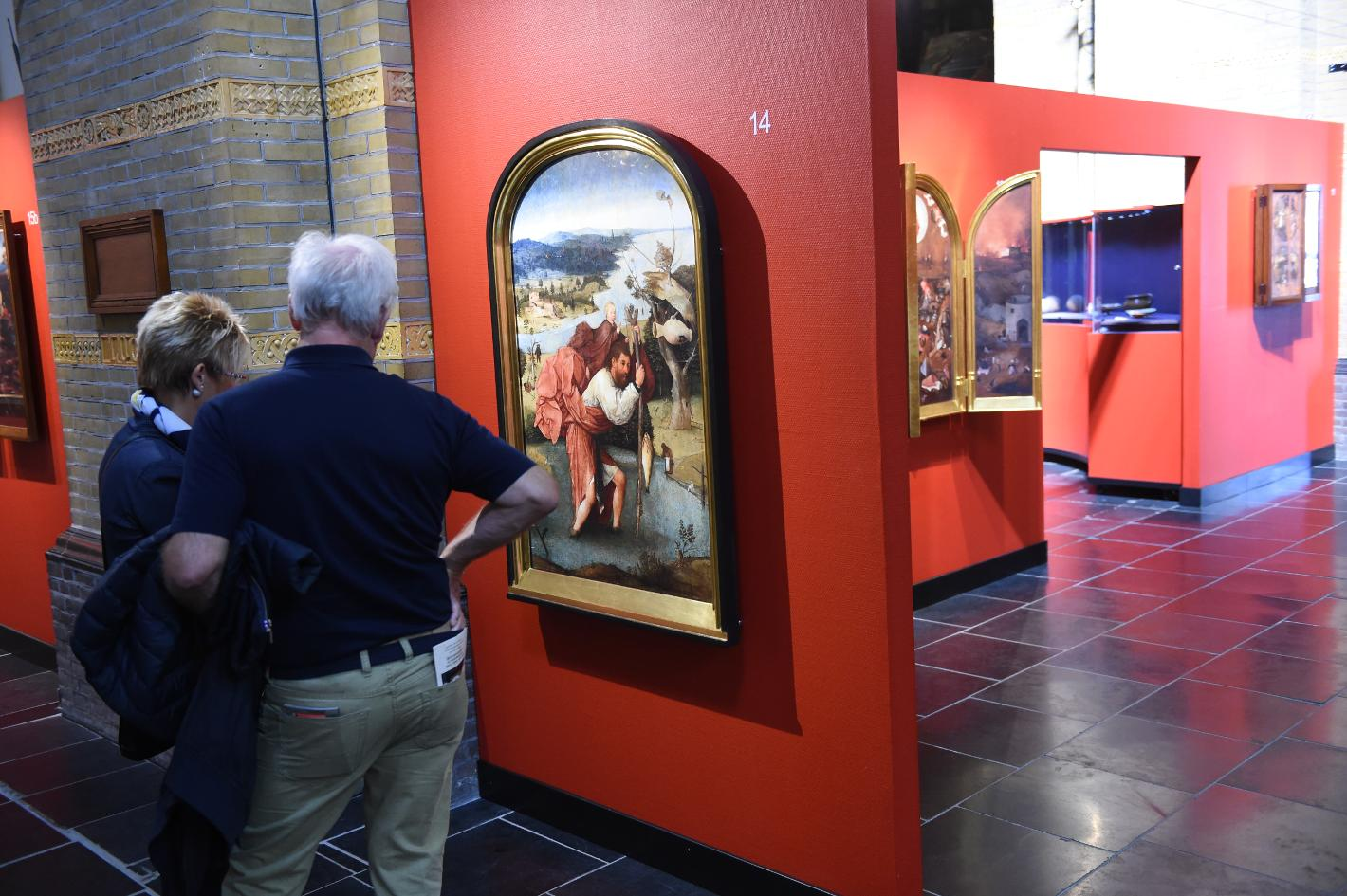 Jheronimus Bosch Art Center in Den Bosch Zien Musea & galleries, Evenementen - foto 6