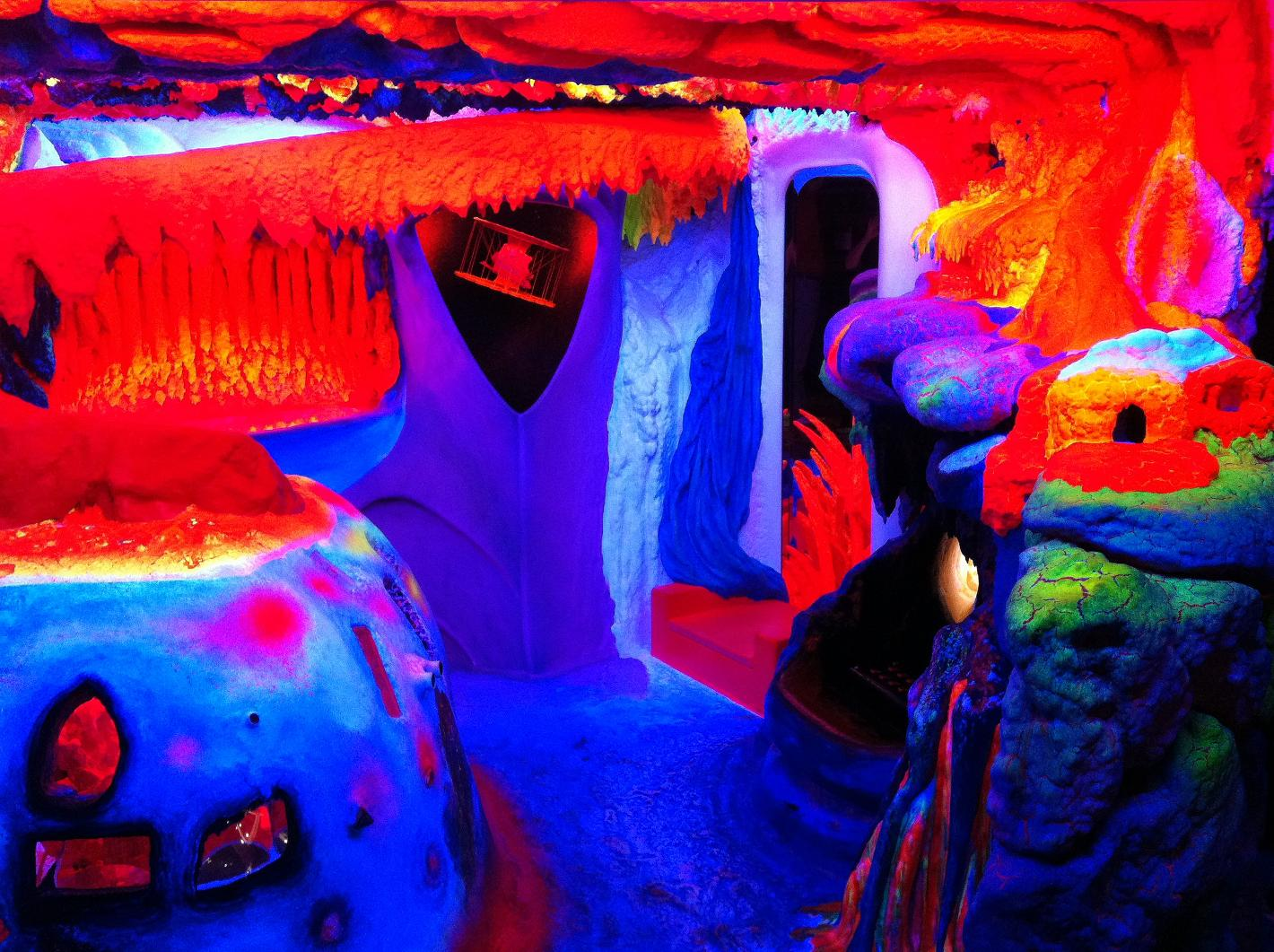Electric Ladyland in Amsterdam Zien Musea & galleries museum fluor kunst - foto 1