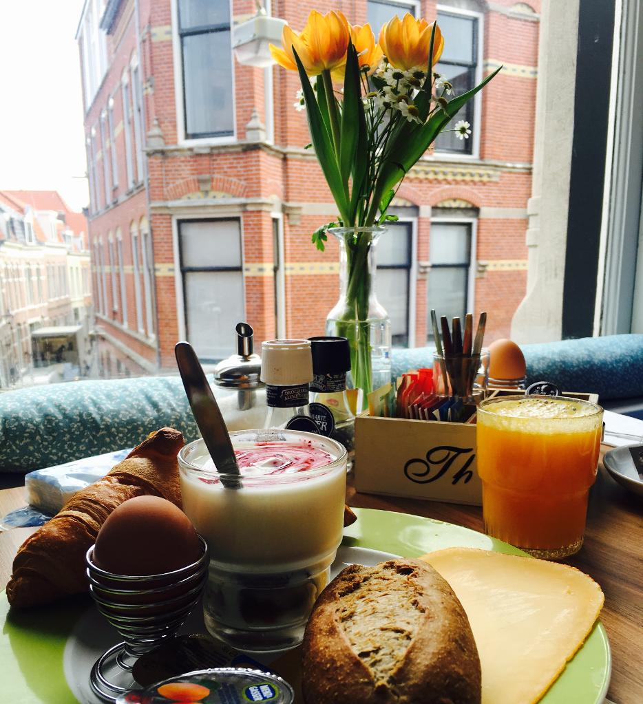 Foto B&B Hotel Malts in Haarlem, Slapen, Bed & breakfast - #1