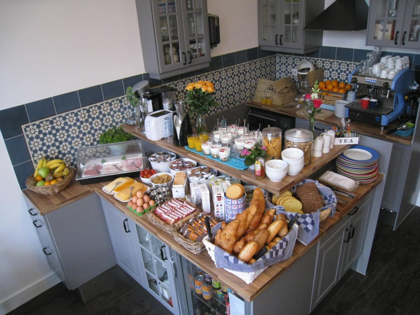 Foto B&B Hotel Malts in Haarlem, Slapen, Bed & breakfast - #4