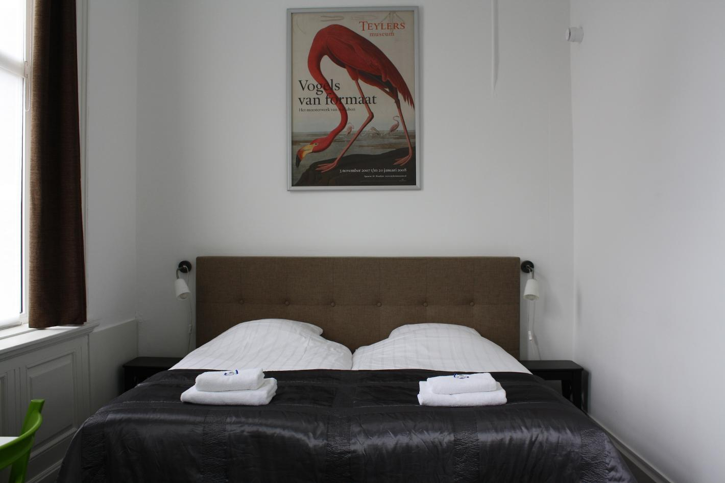 Foto B&B Hotel Malts in Haarlem, Slapen, Bed & breakfast - #3