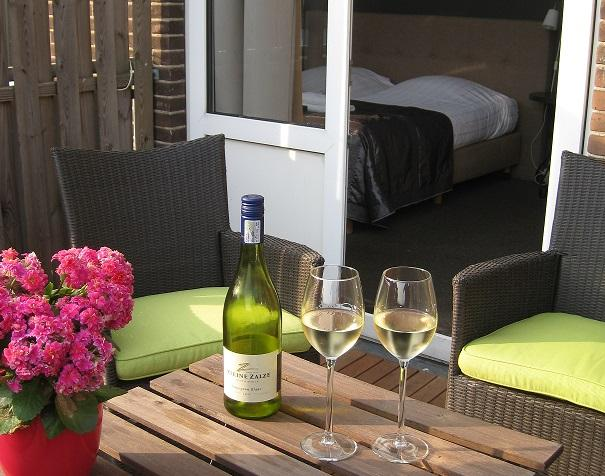 Foto B&B Hotel Malts in Haarlem, Slapen, Bed & breakfast - #6
