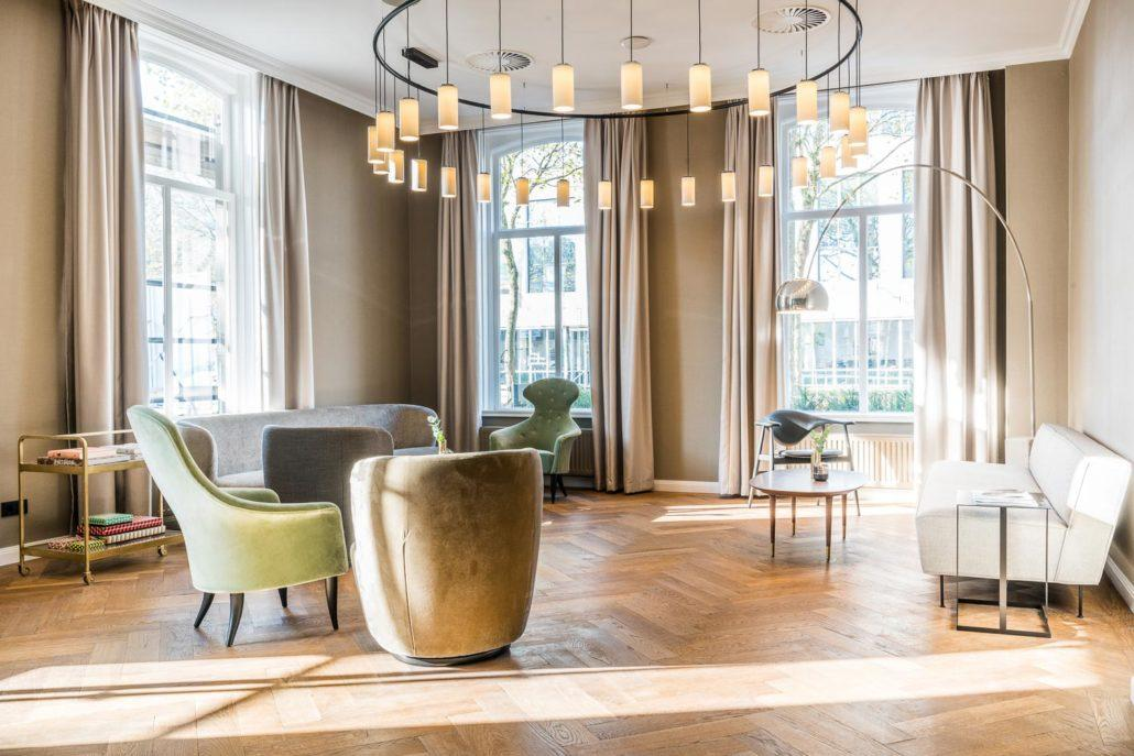 Pillows Grand Hotel Ter Borch in Zwolle Slapen Hotels & logies - foto 2
