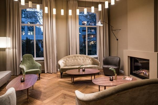 Pillows Grand Hotel Ter Borch in Zwolle Slapen Hotels & logies - foto 8