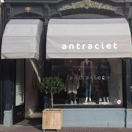 Foto Antraciet Living & Fashion in Leiden, Winkelen, Mode & kleding