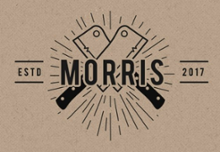 logo horecagelegenheid Restaurant Morris in Haarlem