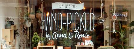 Foto Pop-up store Hand-Picked by Anna & Renée in Alkmaar, Winkelen, Kado, Wonen, Delicatesse