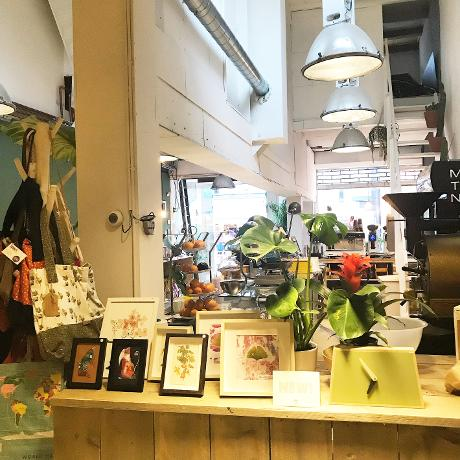 foto Pop-up store Hand-Picked by Anna & Renée in Alkmaar Winkelen Kado Wonen Delicatesse