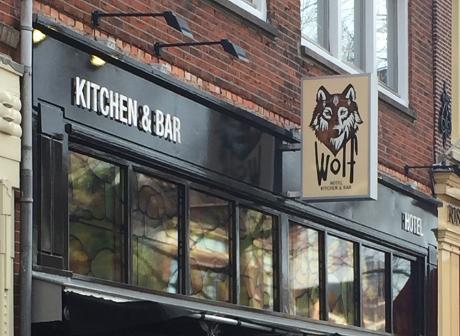Foto Wolf Kitchen Bar Hotel in Alkmaar, Slapen, Hotels & logies