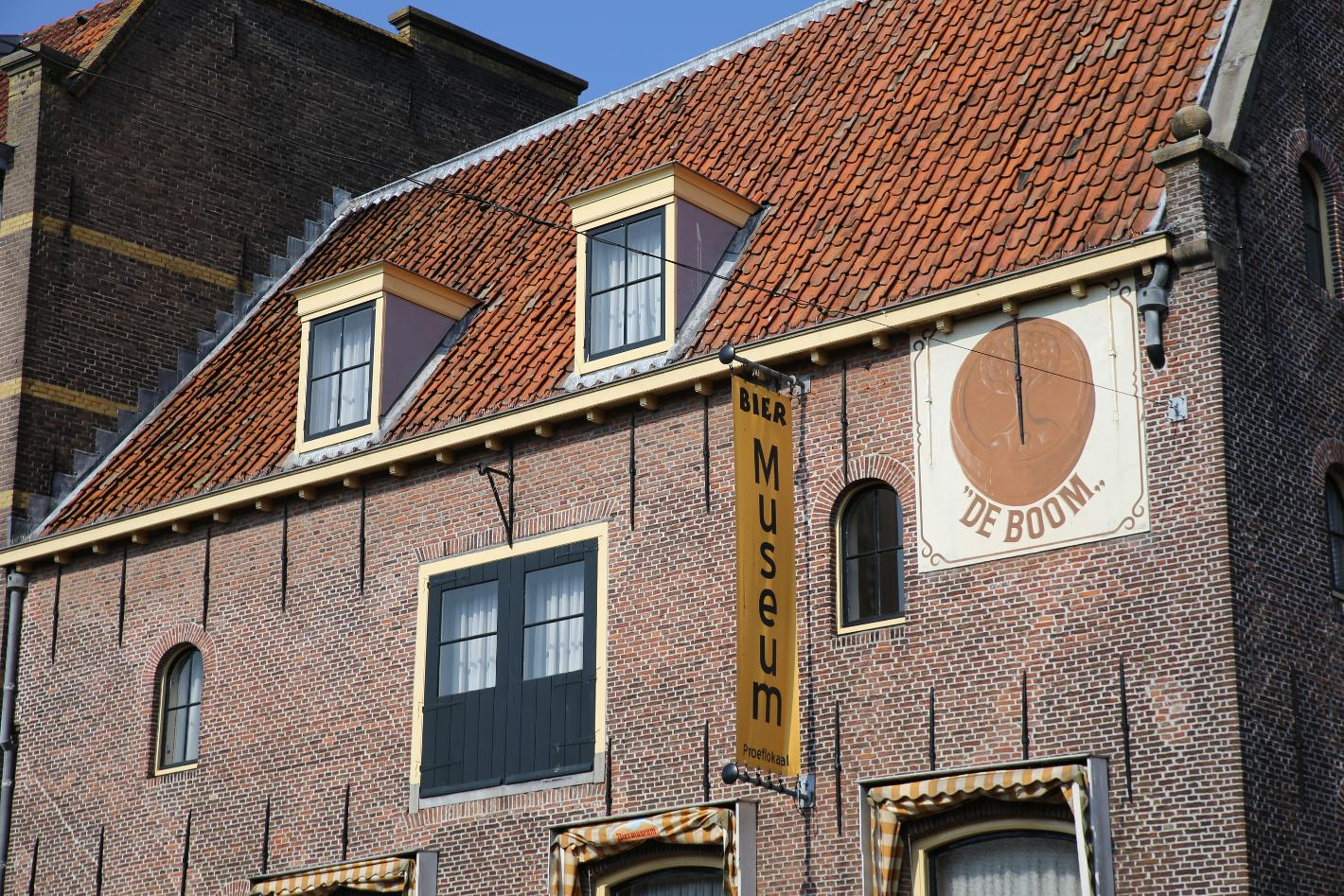 Foto Biermuseum De Boom in Alkmaar, Zien, Musea & galleries - #1