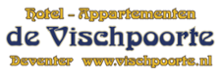 logo slaapgelegenheid Hotel de Vischpoorte in Deventer