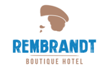 logo slaapgelegenheid Boutique Hotel Rembrandt in Leiden
