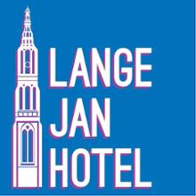 logo slaapgelegenheid Lange Jan Hotel in Amersfoort