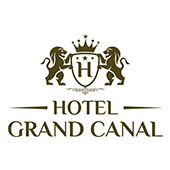 logo slaapgelegenheid Hotel Grand Canal in Delft