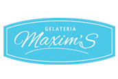 logo van Horecagelegenheid Gelateria Cafè Bar Maxim's in Leiden