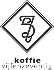 logo horecagelegenheid Koffie75 in Utrecht