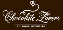 logo winkel Chocolate Lovers in Middelburg